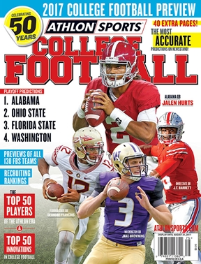 Athlon Sports - National College Football 2017