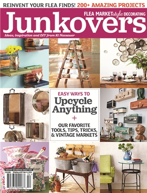 Flea Market Style Decorating - Junkovers 2018