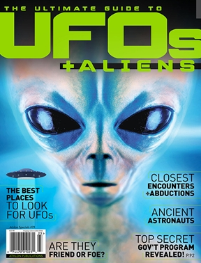 The Ultimate Guide to UFOs & Aliens