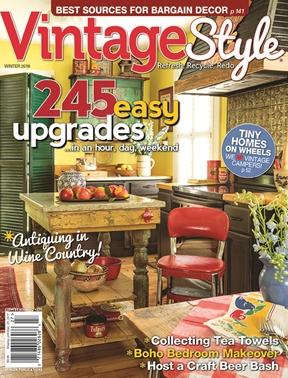 Awe Inspiring Vintage Style Win Spr 2018 227 Home Interior And Landscaping Oversignezvosmurscom