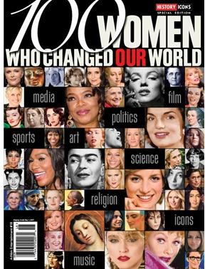100 Women Who Changed Our World