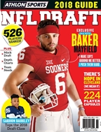 Athlon Sports - NFL Draft Guide 2018