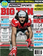 Athlon Sports - Big 10 Football 2018