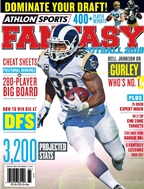 Athlon Sports - Fantasy Football 2018