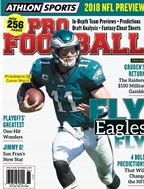 Athlon Sports - Pro Football 2018