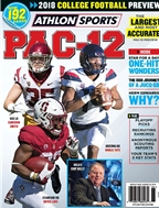 Athlon Sports - Pac 12 Football 2018