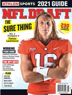 Athlon Sports - NFL Draft Guide 2021