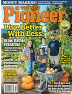 NEW PIONEER SUBSCRIPTION
