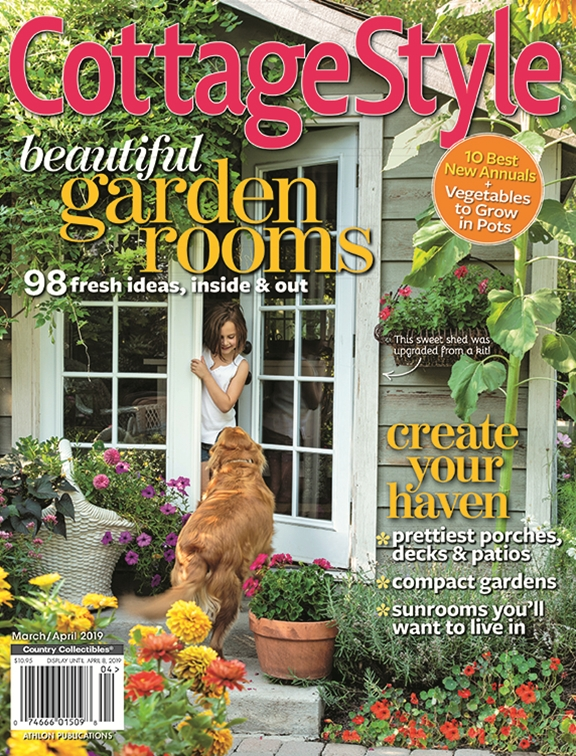 Miraculous Cottage Style Mar Apr 2019 Home Interior And Landscaping Oversignezvosmurscom