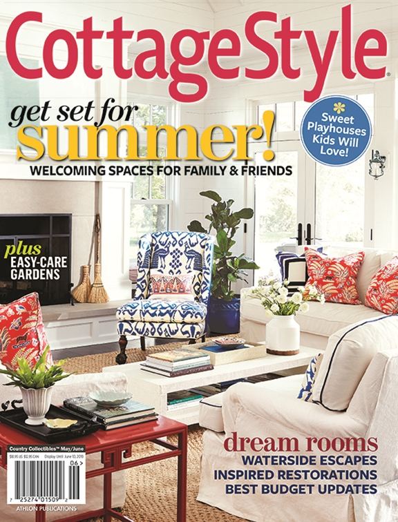 Sensational Cottage Style May June 2019 Home Interior And Landscaping Oversignezvosmurscom