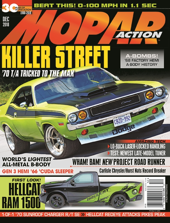 Mopar Action - December 2018