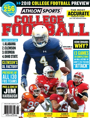 Amg Lifestyle Store Athlon Sports National College Football 2018