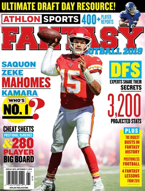 Athlon Sports - Fantasy Football 2019