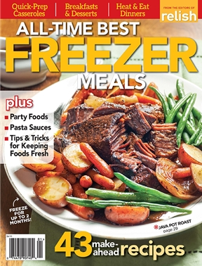 Relish - All Time Best Freezer Meals
