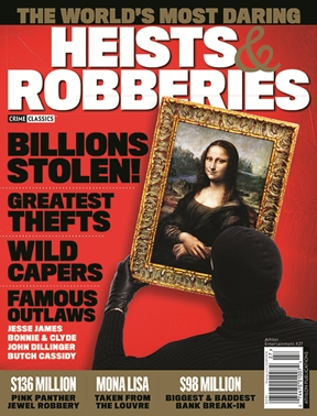 The Worlds Most Daring Heists & Robberies
