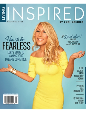 Living Inspired by Lori Greiner
