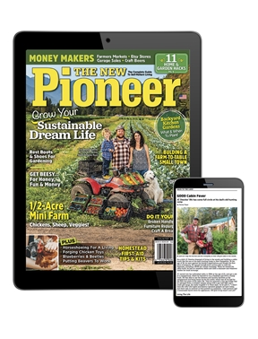 THE NEW PIONEER DIGITAL SUBSCRIPTION