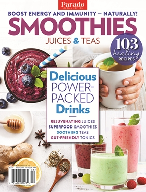 Smoothies, Juices & Teas