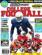 Athlon Sports - National College Football 2018