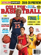 Athlon Sports - College Basketball 2019/20