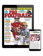 Athlon Sports - Pro Football 2020