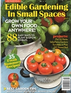 Edible Gardening In Small Spaces